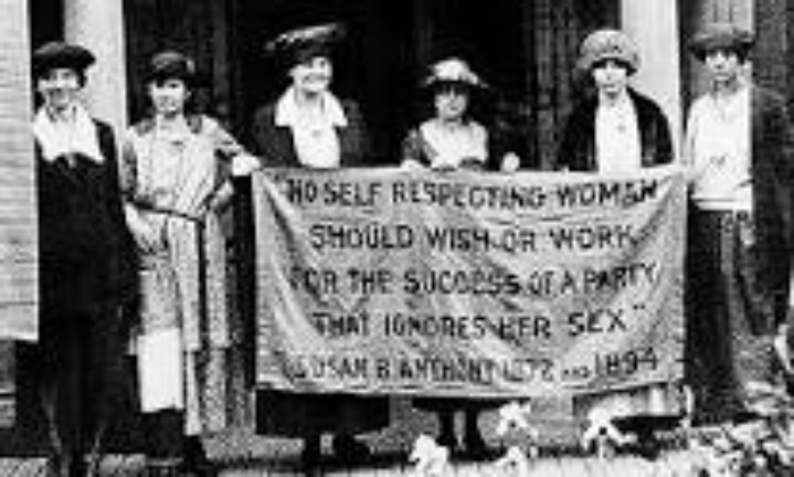 nineteenth amendment 1920 allowing women to In the united states, women got the right to vote in 1920 with the 19th amendment suffragettes promote the women's suffrage movement during the suffrage hike of 1912 the right to vote for women was a steady movement that lasted for many decades in the search for equal democratic rights the 19th.